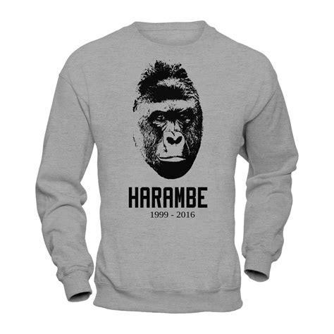 Sweater Harambe harambe sweater represent