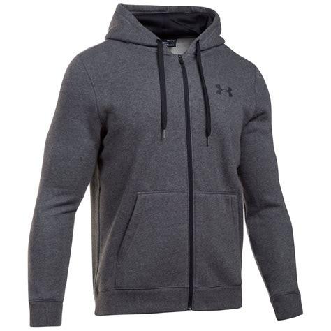 Jaket Vest Zipper Hoodie Dishonored 2 02 armour 2017 mens rival fitted zip hoodie