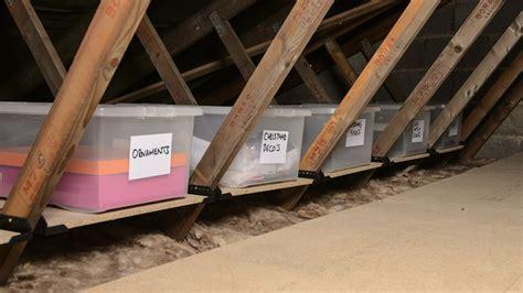 Loft Storage   How to Convert a Loft to Storage Space