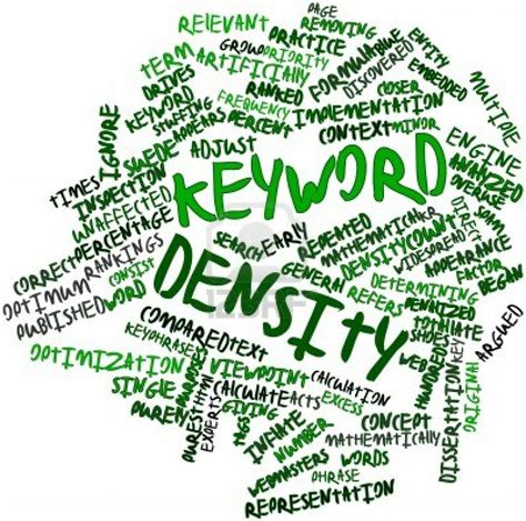 How Many Search Keyword Is High Keyword Density Really Important