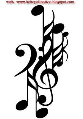 tribal music note tattoo tattoos for tattoos photos designs 187