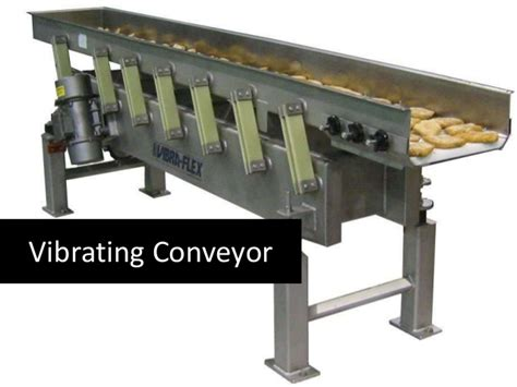 Conveyor Tipe O by Types Of Conveyors