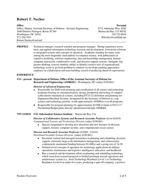 neches overview cv june 2012