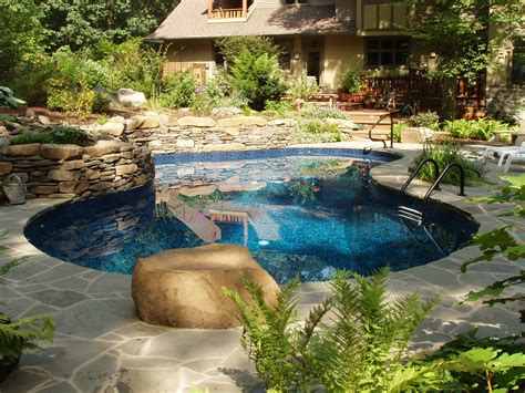 pictures of pools in ground pools goodall pools spas