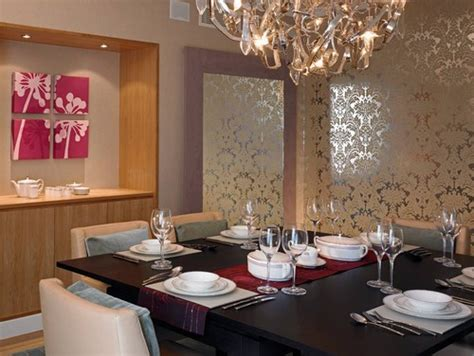Dining Room Wallpaper Accent Wall by Home Decorating News Fabulous Accent Walls