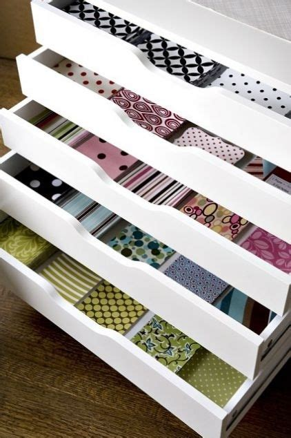 Craft Paper Storage - 1000 ideas about tissue paper storage on