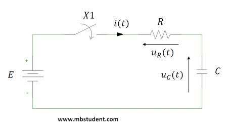 capacitor charging equation with initial voltage charging capacitor with initial charge 28 images capacitance physics a level capacitors a