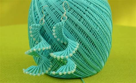 Www Free Macrame Patterns - how to macrame spiral earrings