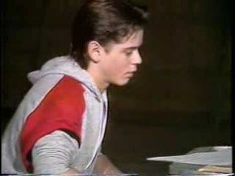 the outsiders film starring c thomas howell matt the outsiders auditions part 2 of 2 youtube