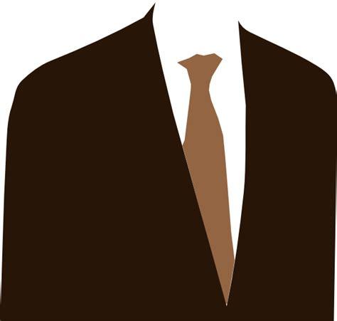 suit clipart brown suit clip at clker vector clip