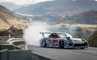 this 750 hp mazda rx 7 drift up a new zealand mountain