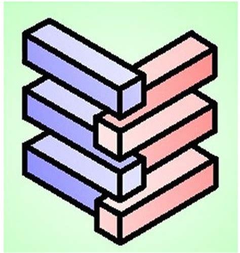 ilusiones opticas figuras imposibles ilusiones 243 pticas figuras imposibles blogodisea