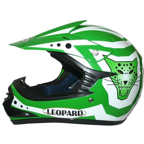 Kinder Motorrad Crosshelm by Leopard Leo X17 Kinder Crosshelm Motorradhelm Motocross