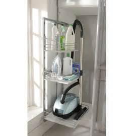rangement pour aspirateur et produits d entretien castorama