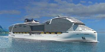 largest cruise ship in the world biggest passenger capacity cruise ship in the world