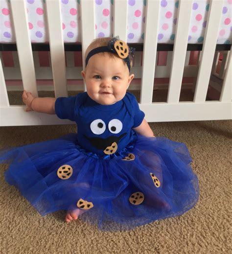 diy cookie monster costume  kids baby thomas