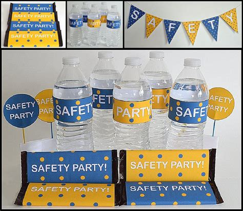 decoration safety safety archives safety celebration