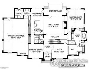 tudor floor plans terrell plan 3559 edg plan collection