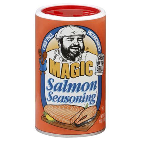 magic salmon seasoning new sea win