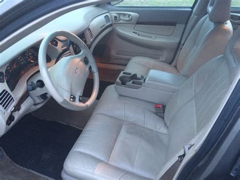 2003 Chevy Impala Interior by 2003 Chevrolet Impala Pictures Cargurus