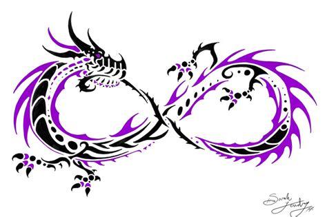 tattoo infinity dragon infinity dragon 3 by bloodbass on deviantart
