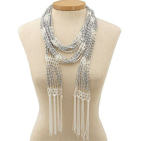 beaded crochet scarf pattern free crochet beaded scarf pattern beaded ivory crochet