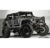 Extreme Tuning Jeep Wrangler Unlimited  Gear News If I
