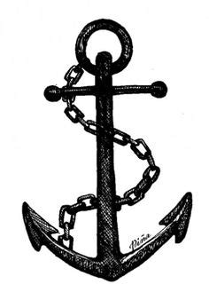 1000 ideas about anchor drawings on pinterest clock