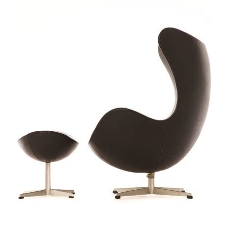 Egg Chair For Sale by Modern Egg Chair With Ottoman For Sale At 1stdibs