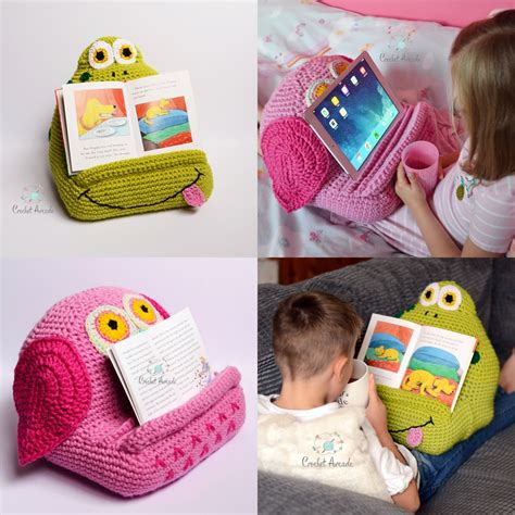 pattern for tablet holder stuart joe suzi crochet book tablet holder pattern trio