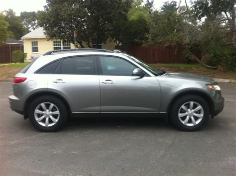 2004 infinity suv 2009 infiniti fx35 overview new and used car listings car