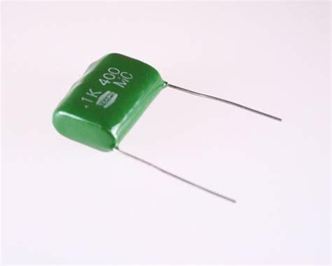 capacitor polyester 1uf x 400v mc400k105ts teapo capacitor 1uf 400v metalized polyester radial 2020041903