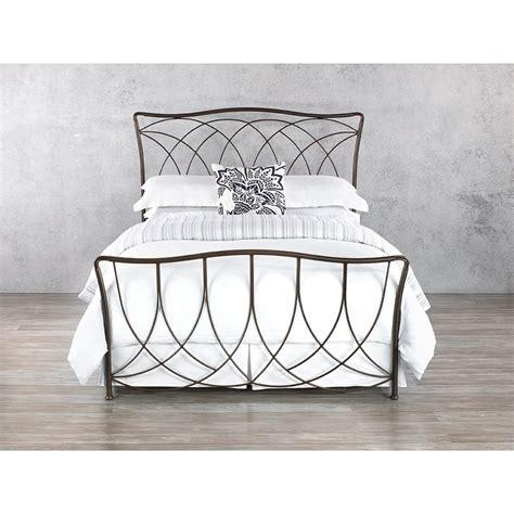 wrought iron bedroom furniture wrought iron beds marin collection furniture mattress