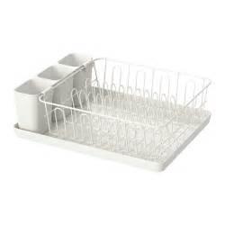 Ikea Variera Baki Peralatan Makan Putih 32x50cm variera pengering piring ikea
