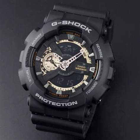 review casio g shock ga 110rg 1a best x large g shock
