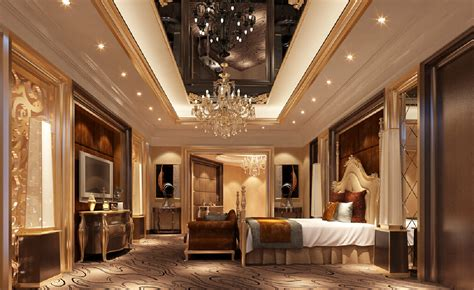 luxury decor suite 3d house