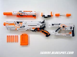 nerf br as armas nerf