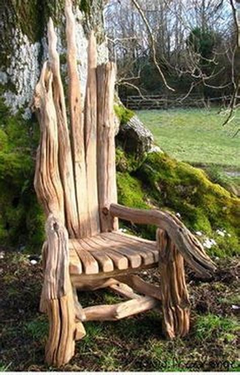 Driftwood Chairs by Driftwood Upcycle Furniture Recycled Things
