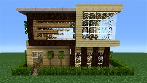 house for minecraft minecraft 360 modern house tutorial house number 3 youtube