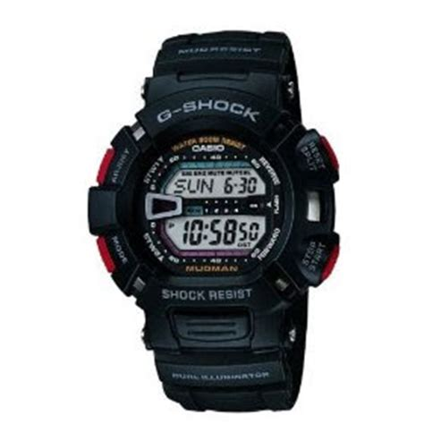 Jam Tangan Casio Mudman jam tangan casio s g shock mudman digital sports g9000 1v