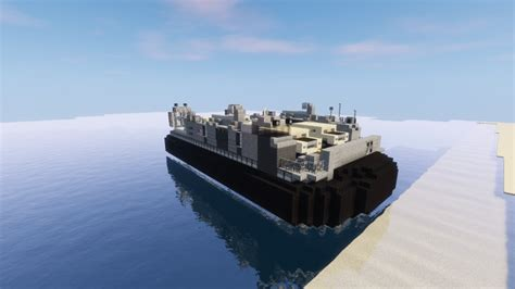 craftyfoxe s intelligence guide of pmc minecraft lcac landing craft air cushion u s navy 1 5 1 minecraft project