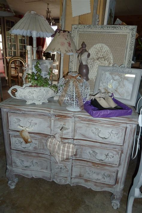 chambre shabby chic