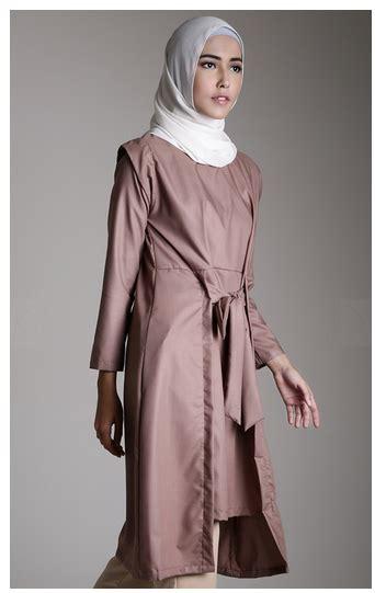 Tunik Muslimah Modern inilah 10 model tunik muslimah modern bergaya casual
