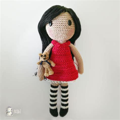 amigurumi patterns doll free gorjuss doll free amigurumi pattern