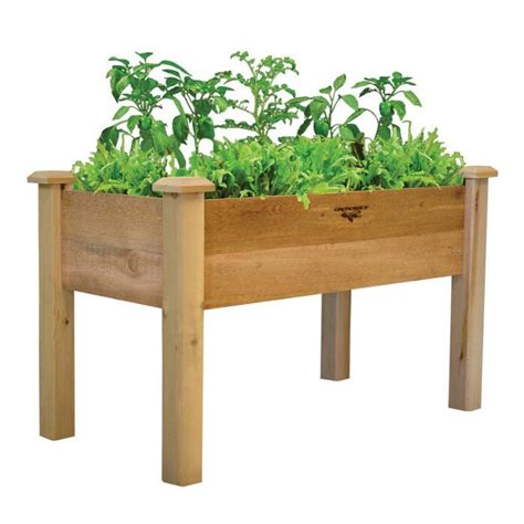 easy raised garden beds  legs  questions answered