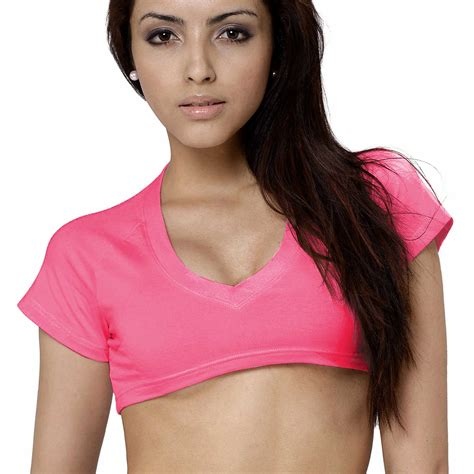 Blouse Mimi Top s crop tops sport wear clubwear blouses micro