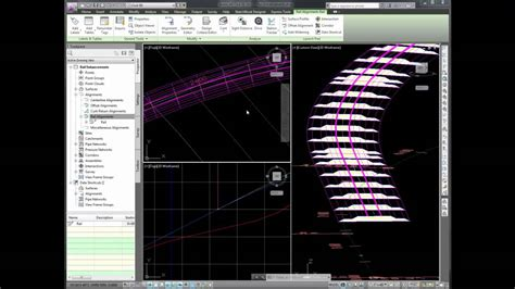 design criteria editor civil 3d autocad civil 3d 2013 rail enhancements youtube