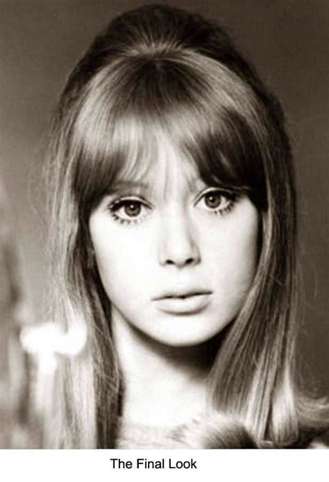 woman in mid sixties and hair growth 11 best images about 1960 s hair and makeup inspirations