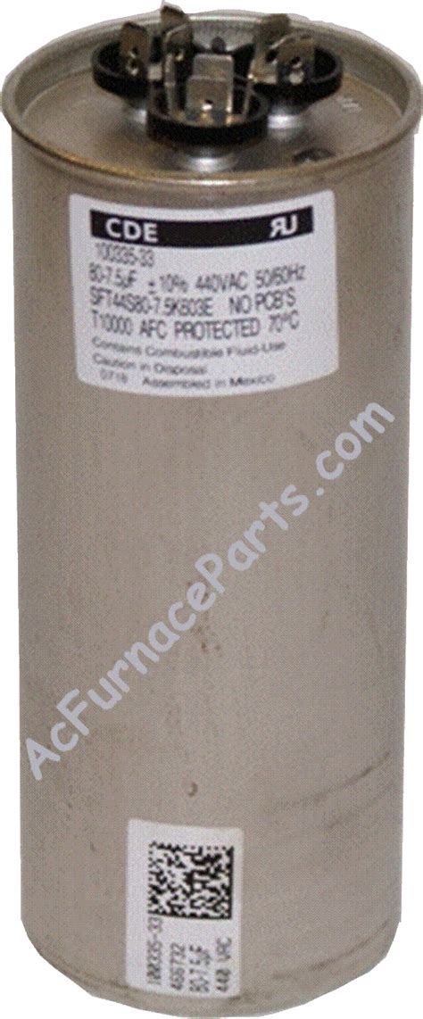 capacitor for lennox heat capacitor for lennox heat 28 images save on lennox parts acfurnaceparts save on lennox