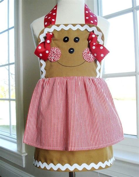 pattern christmas apron apron pattern tuck this away make for holiday gifts